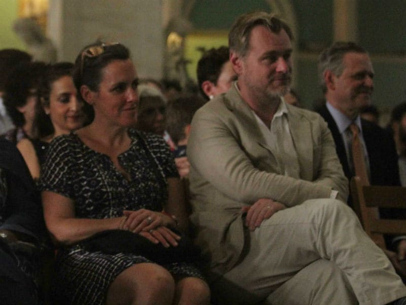 Look Who's In Mumbai? Christopher Nolan Is
