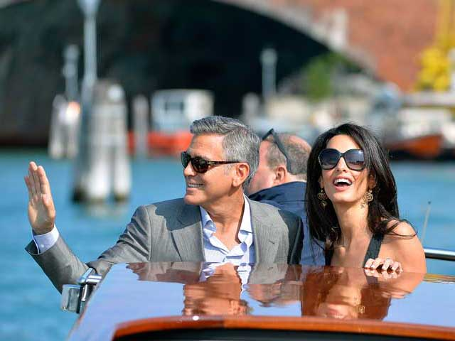 George Clooney-Amal Alamuddin Wedding: The Final Countdown