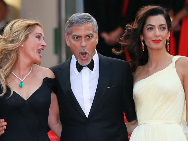Cannes 2016: George Clooney, Amal and Julia Roberts Steal the Show