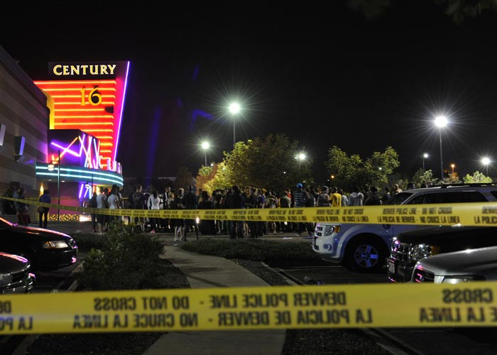 First pics: Shootout at Batman screening in Denver