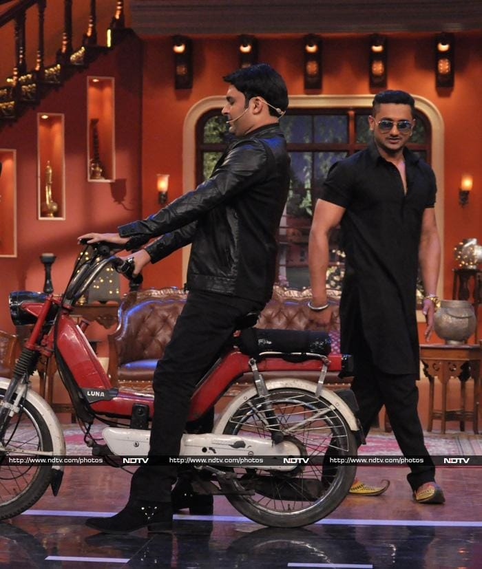 Yo Yo, It\'s Comedy Nights With Honey Singh