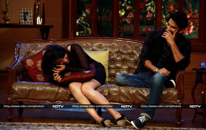 Funny valentines: Parineeti, Vaani, Sushant