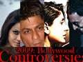 Photo : 2009: Bollywood Controversies