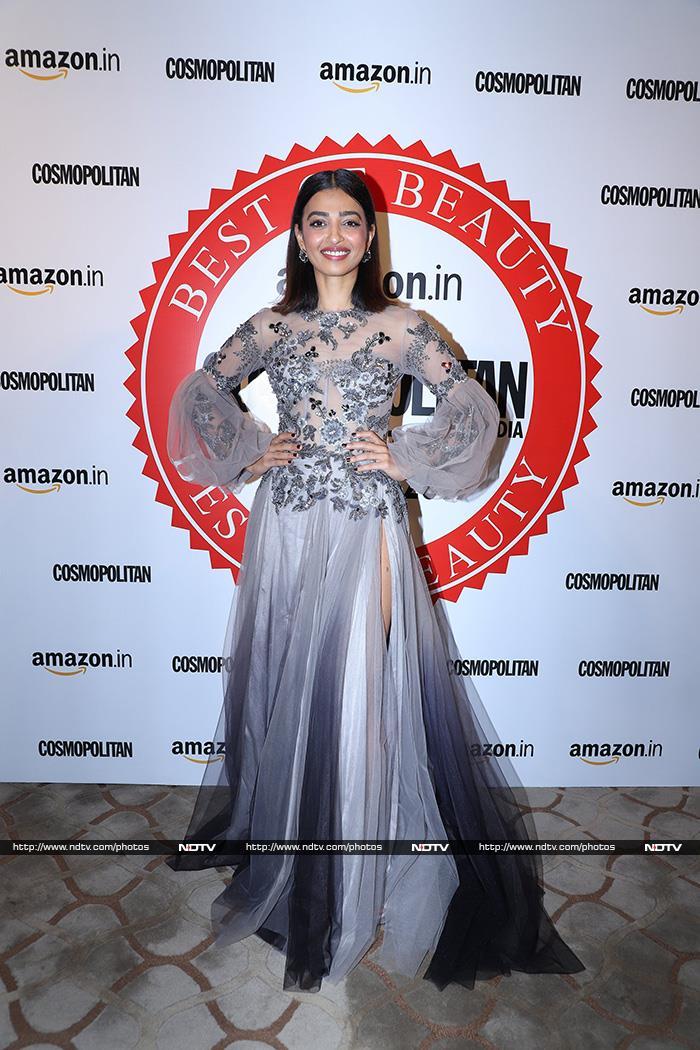 Radhika, Athiya, Tanishaa, Mandana Made It A Fab Fashion Night