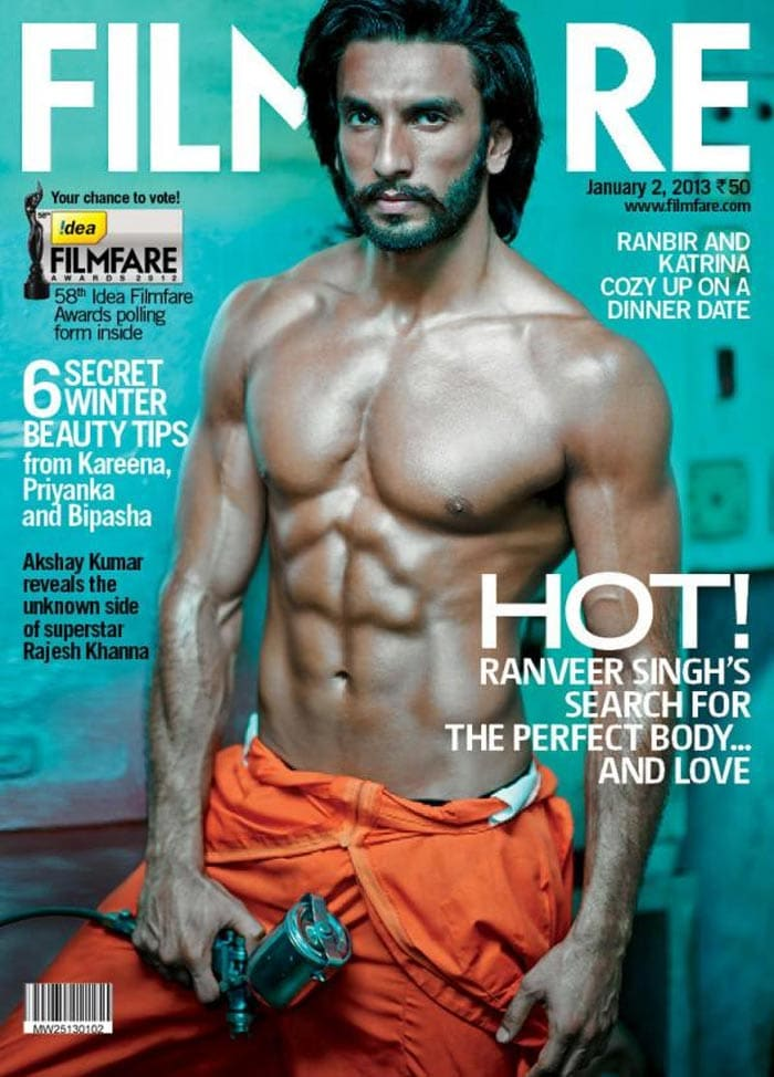Bollywood covers up this January