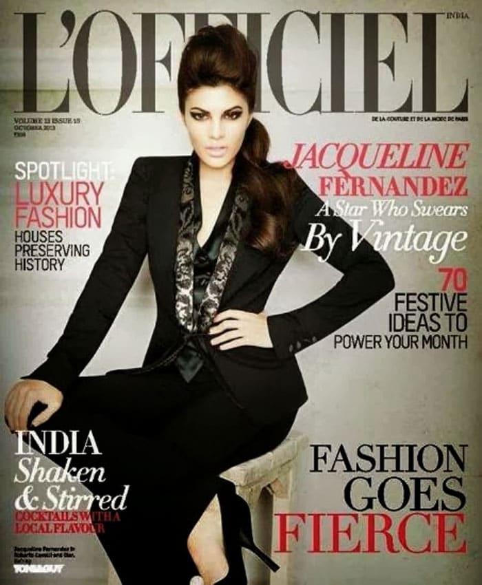 It\'s officiel: Jacqueline is fierce