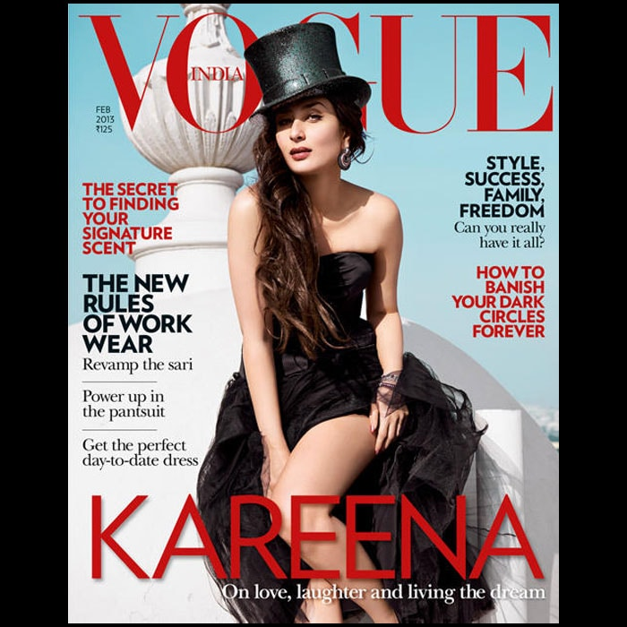 Kareena, you can keep your hat on