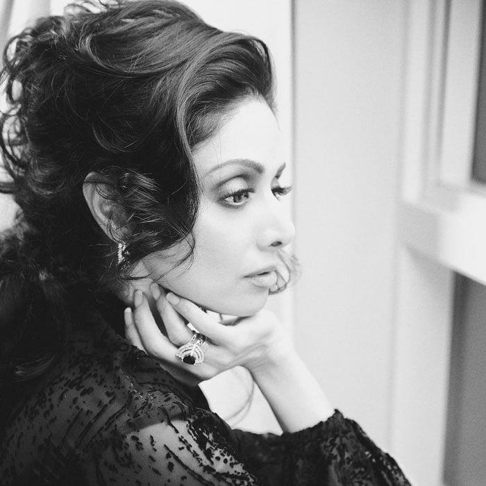 Nothing\'s \'officiel\' about Sridevi