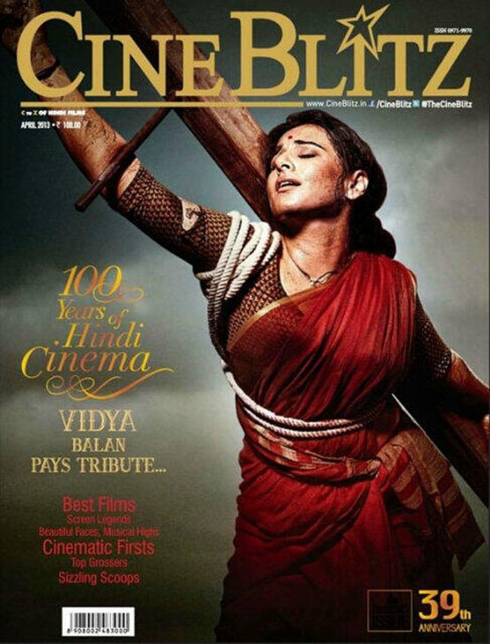 Vidya: from Silk Smitha to Mother India