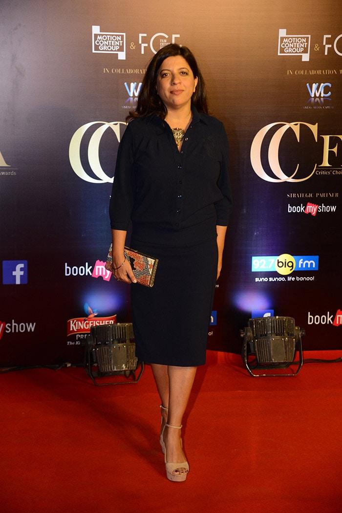 Alia Bhatt Stood Out In Blue In A Sky Full Of Stars
