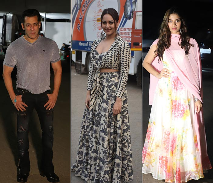 Dabangg Times Ahead For Sonakshi And Salman