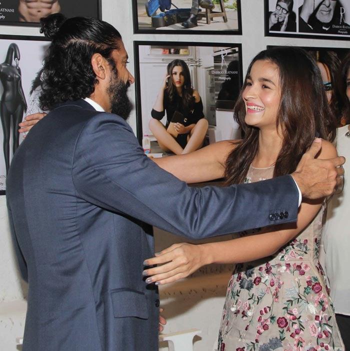 Framed By Dabboo Ratnani: SRK, Alia, Parineeti, Shraddha