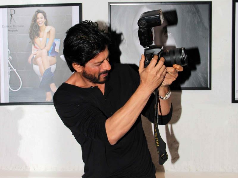 Photo : Framed By Dabboo Ratnani: SRK, Alia, Parineeti, Shraddha