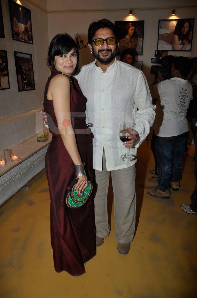 Ash, Abhi, SRK at Dabboo Ratnani\'s Calendar Launch