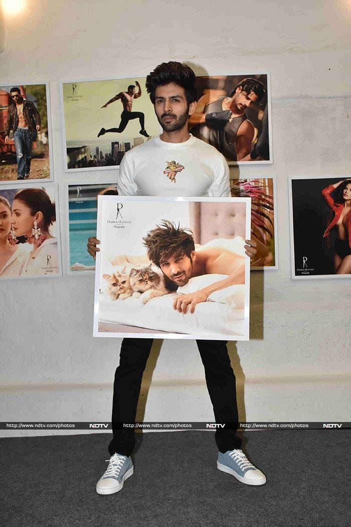 Inside Dabboo Ratnani\'s Calendar Launch Event With Twinkle, Vidya, Farhan-Shibani