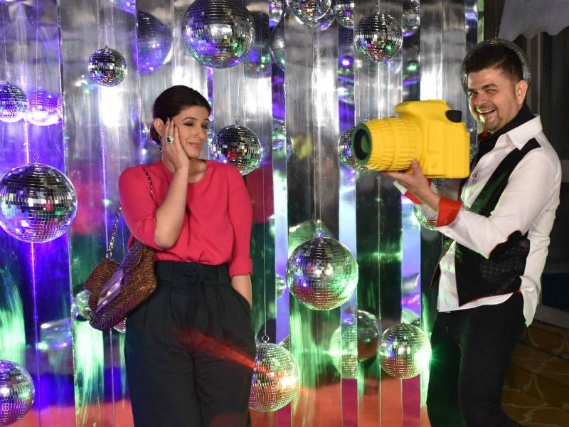 Inside Dabboo Ratnani's Calendar Launch Event With Twinkle, Vidya, Farhan-Shibani