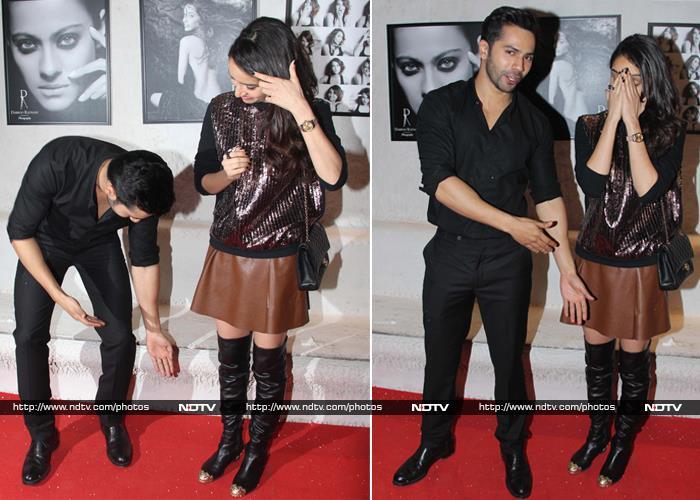 Priyanka, Shah Rukh, Shraddha, Bipasha Get \'Framed\'