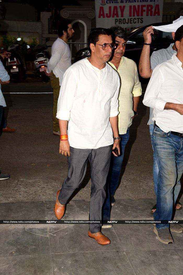 Sunny Leone, Daniel Weber And Others At Prabha Ratnani\'s Prayer Meet
