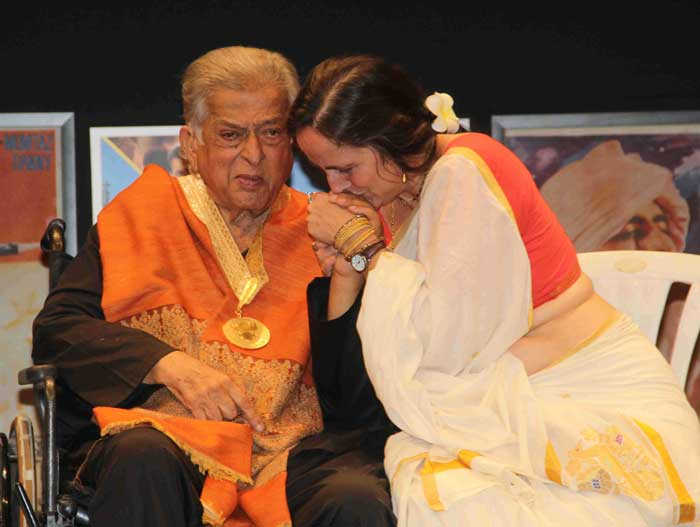 At Prithvi Theatre, a Gathering of Friends and Family For Shashi Kapoor