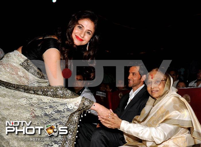 Bollywood at Dadasaheb Phalke Academy Awards