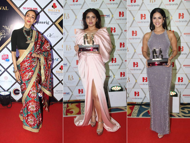 A Starry Night With Malaika Arora, Sunny Leone, Bhumi Pednekar And Others