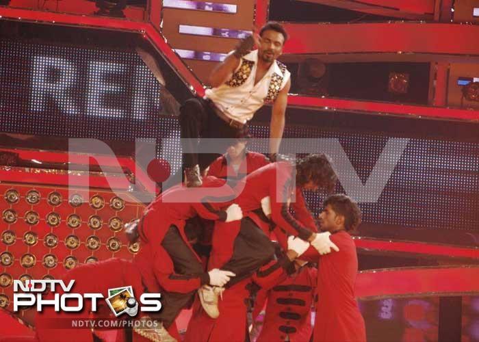 Grand finale:  Dance India Dance 3