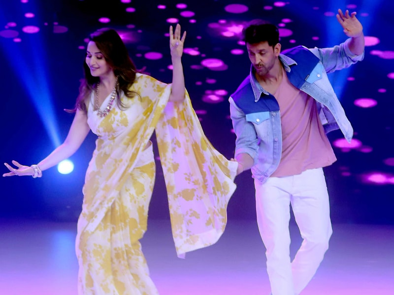 We're Deewane Of Madhuri Dixit, Hrithik Roshan's Dance Moves