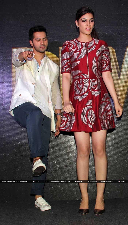 Blood on the Dance Floor: SRK, Kajol, Varun, Kriti