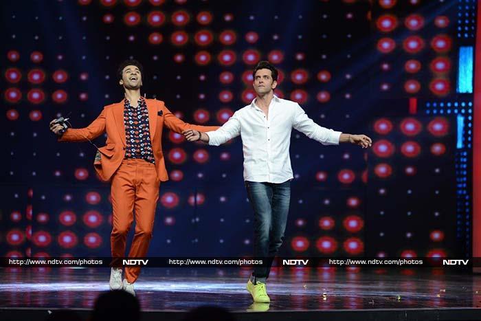 Chaani And Sarman\'s Masti Shasti Plus Dance