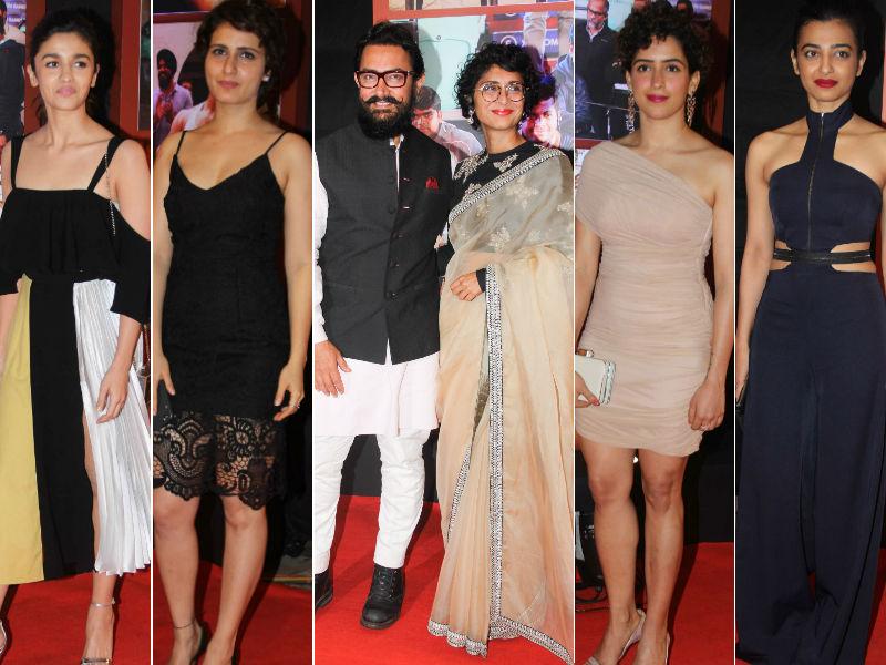 Aamir Khan Celebrates Dangal Success With Bollywood