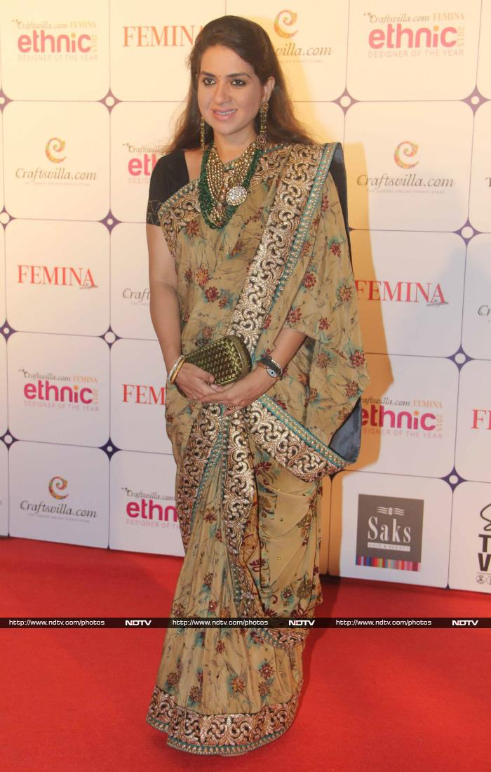 Shruti, Shilpa\'s Date with Fashion