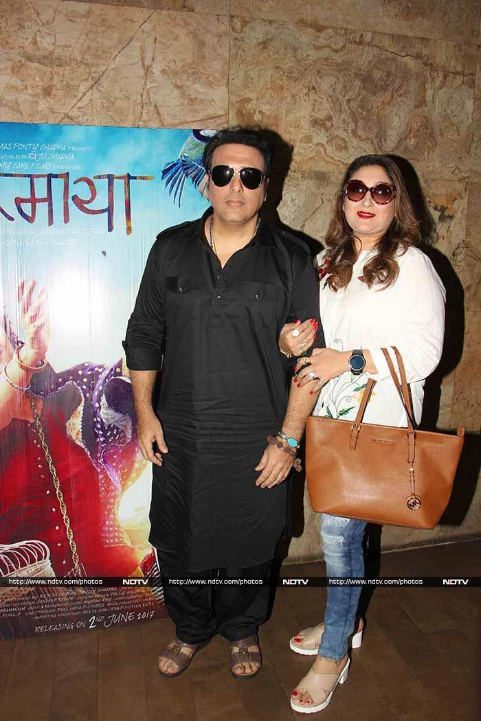 Rekha, Tabu Join Manisha Koirala For Dear Maya