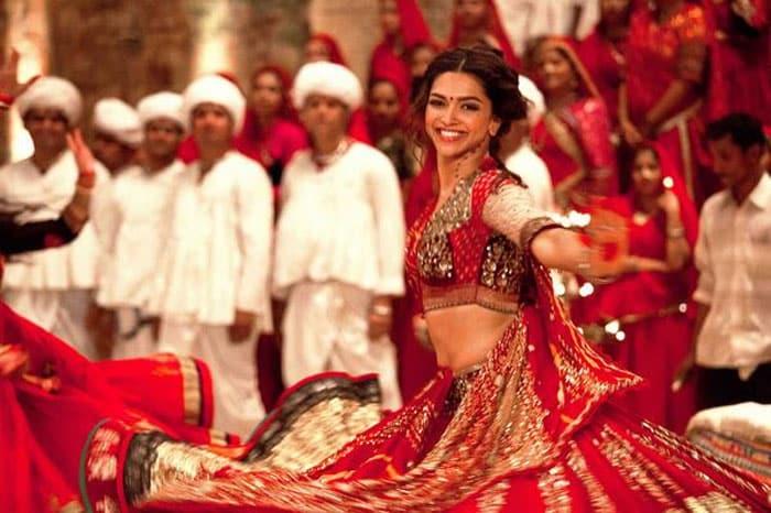 Deepika\'s Ramleela