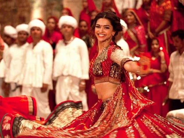 Deepika's Ramleela