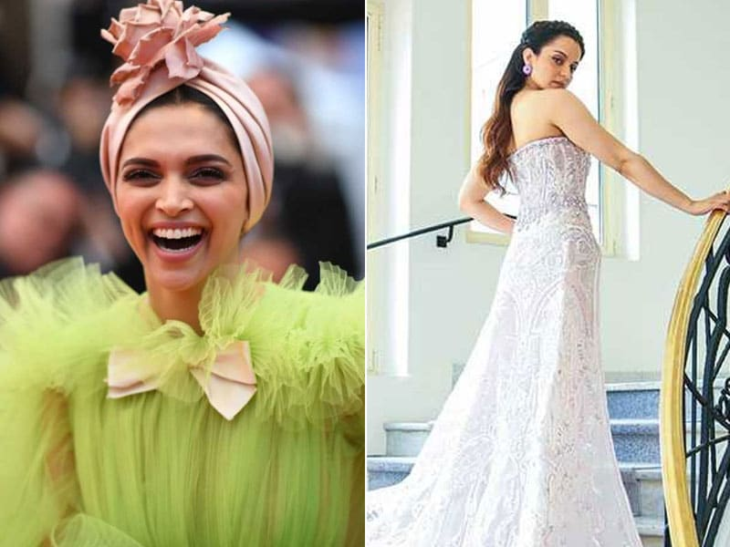 Deepika, Kangana, Priyanka Still Rocking At Cannes