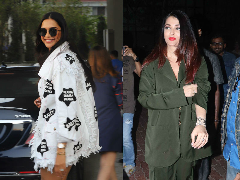 All About Deepika's 'Drama' And Aishwarya's Envious Green Look