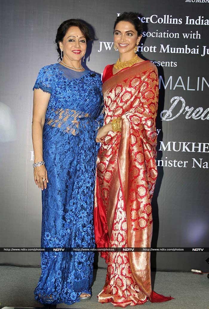 When The Spotlight Followed Hema Malini And Deepika Padukone