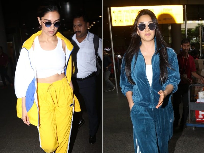 We Loved Deepika Padukone And Kiara Advani's Airport Looks