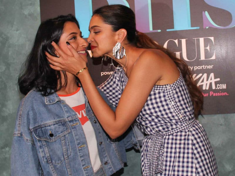 Sisters' Day Out With Deepika And Anisha Padukone