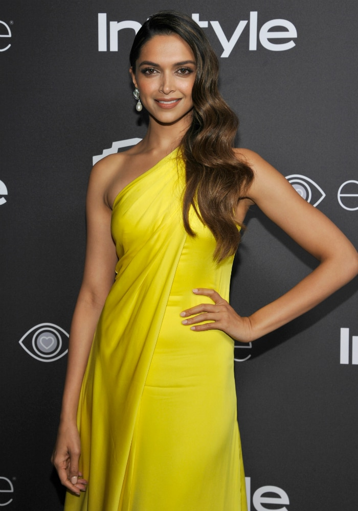 Deepika Padukone Is The Golden Globes Surprise We Love