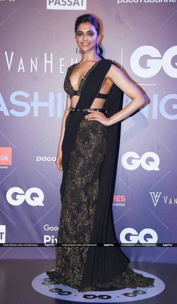 GQ फैशन नाइट्स में छाया दीपिका पादुकोण का जादू