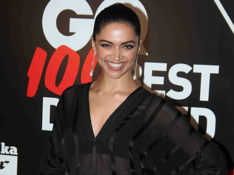 At GQ Best-Dressed Event, Deepika Padukone Leads Celeb Roll-Call