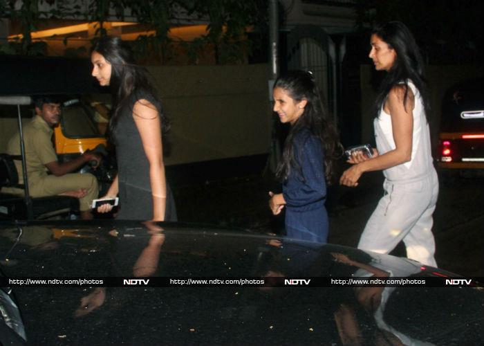 In Rains vs Celebs, Deepika, Katrina and Parineeti Win