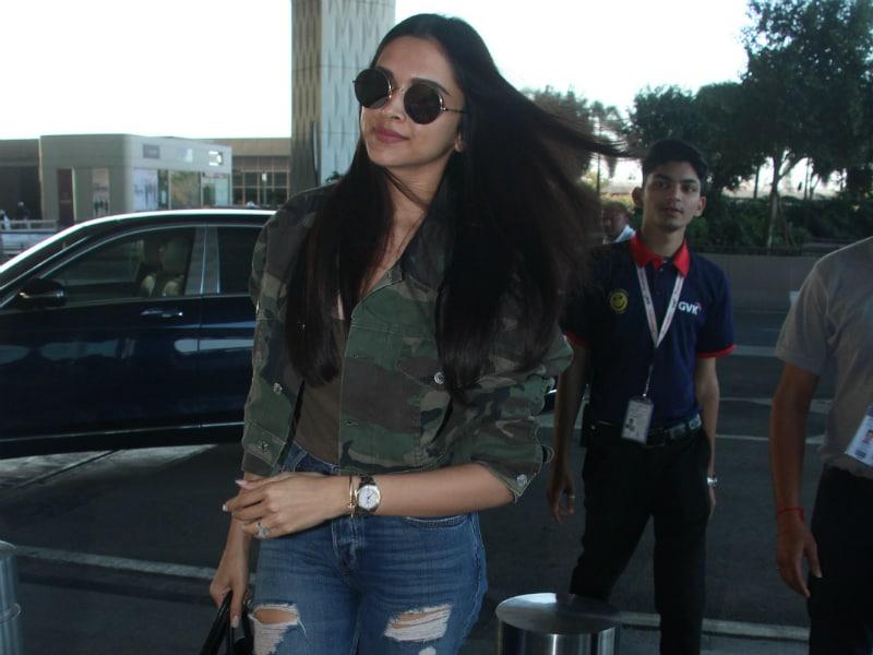Deepika Padukone Flew Out On Holi, Because Chhapaak