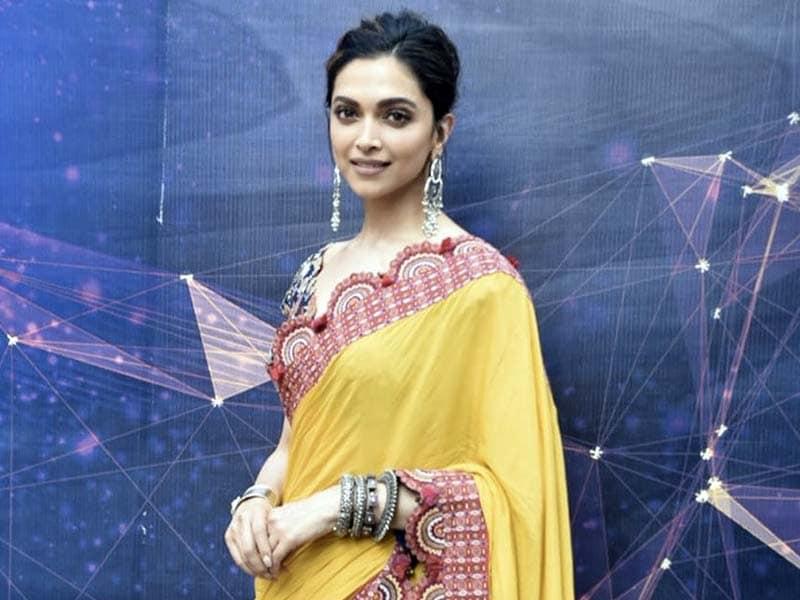 Deepika Padukone Is A Ray Of Sunshine In Yellow