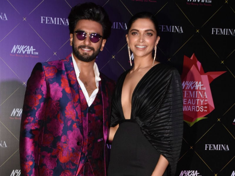 Deepika And Ranveer Steal The Spotlight Wherever They Go