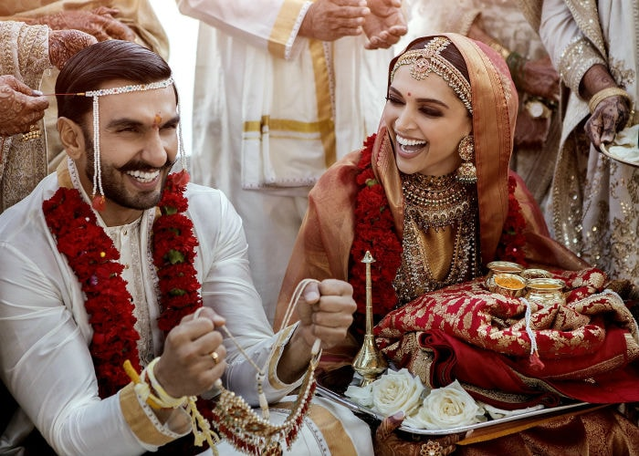 Wishes galore for newly married couple #DeepVeer