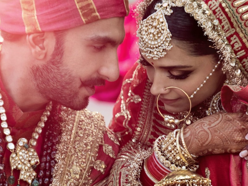 First Pics Of Newlyweds Deepika Padukone, Ranveer Singh Will Brighten Your Day