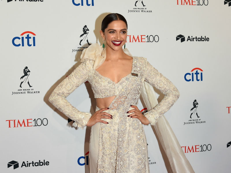 Time 100 Red Carpet: Deepika, Jennifer Lopez, Padma Lakshmi Are 'F For Fabulous'