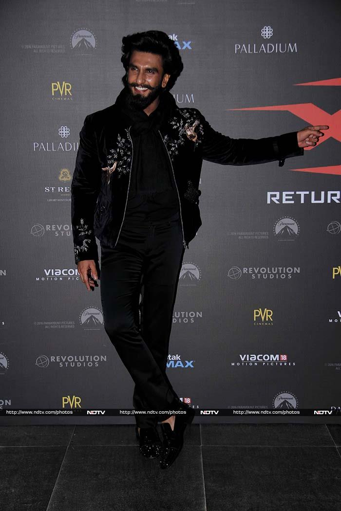 दीपिका पादुकोण और विन डीजल की फिल्म xXx 3 का इंडियान प्रीमियर